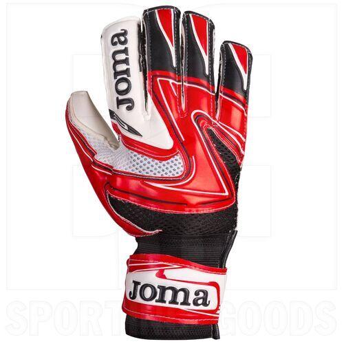 400452.602.4 Joma Goalkeeper Gloves Hunter Red/Black/White