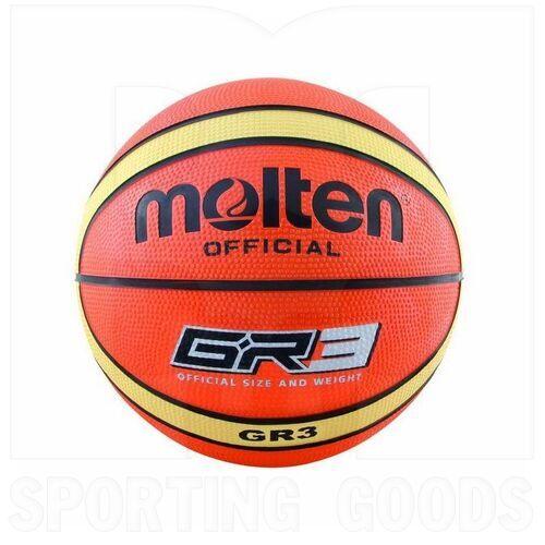 G20-3 Molten GR3 Indoor/Outdoor Rubber Basketball Size 3