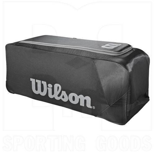 9710BK Wilson Equipment Team Gear Bag on Wheels