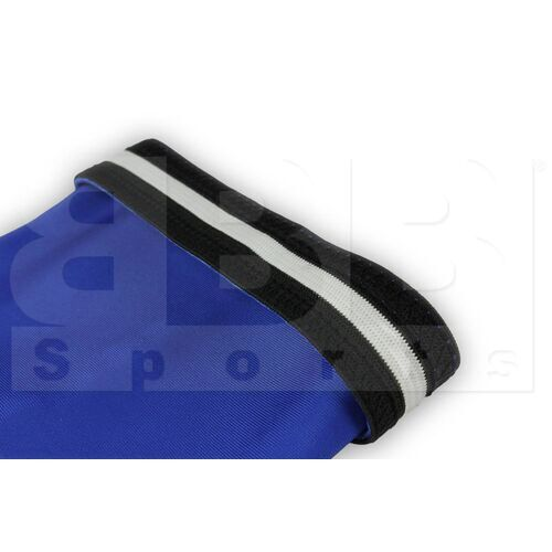 AS1813M Dux Sports Solid Compression Arm Sleeve Royal