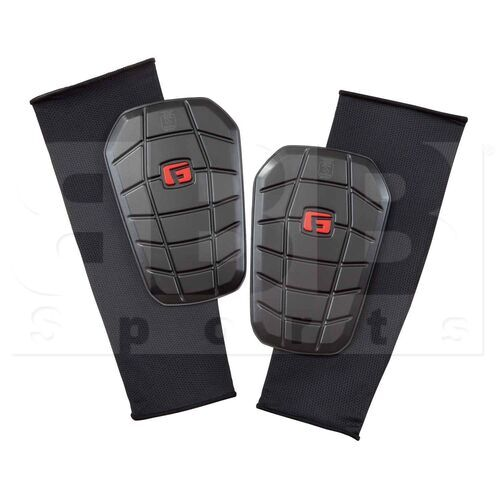 SP0902015 G-Fom Pro-S Clash Shin Guards Black