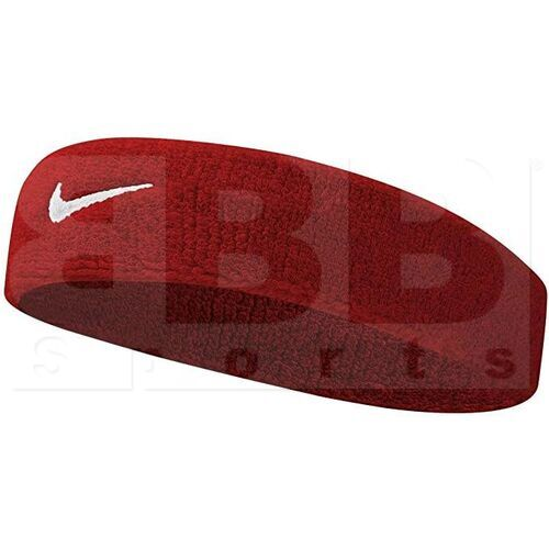 AC0003-601 Nike Swoosh Headband Red