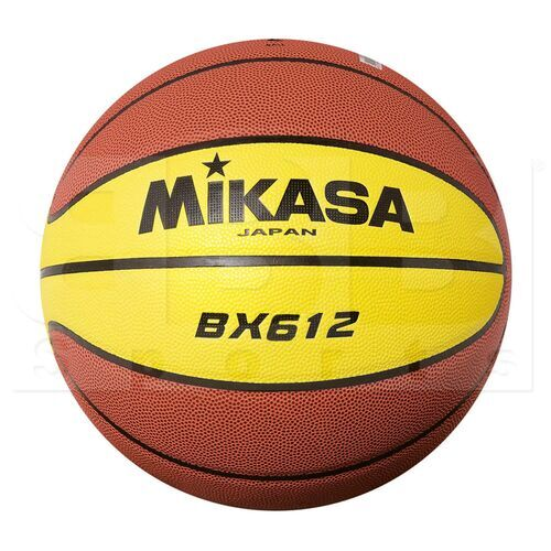 "BX612 Mikasa Composite Basketball Size 6 (28.5"") Yellow/Brown"