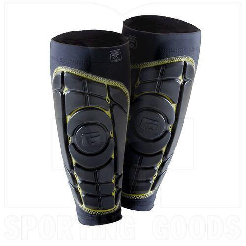 AASP05B603U G-Form Pro-S Soccer Elite Shin Guard Black/Yellow