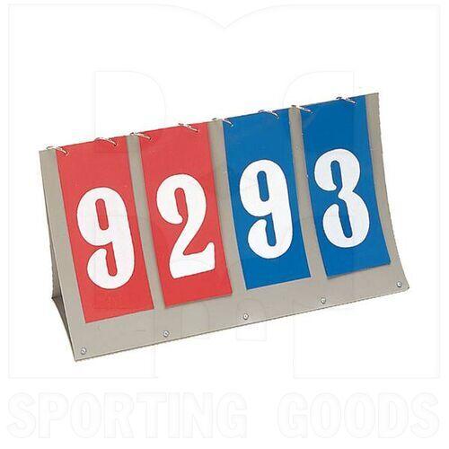 FAS4 Champion Tabletop MultiSport Flip Score Portable Scoreboard Durable 0-99