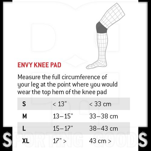 KP0702014 G-Form Envy Knee Pads Black